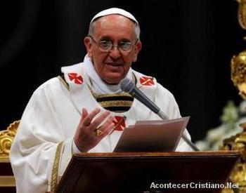Papa Francisco reforma de la Iglesia Católica