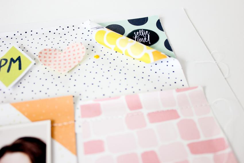Layout und Geschenkboxen mit Hip Kit Club | Janna Werner