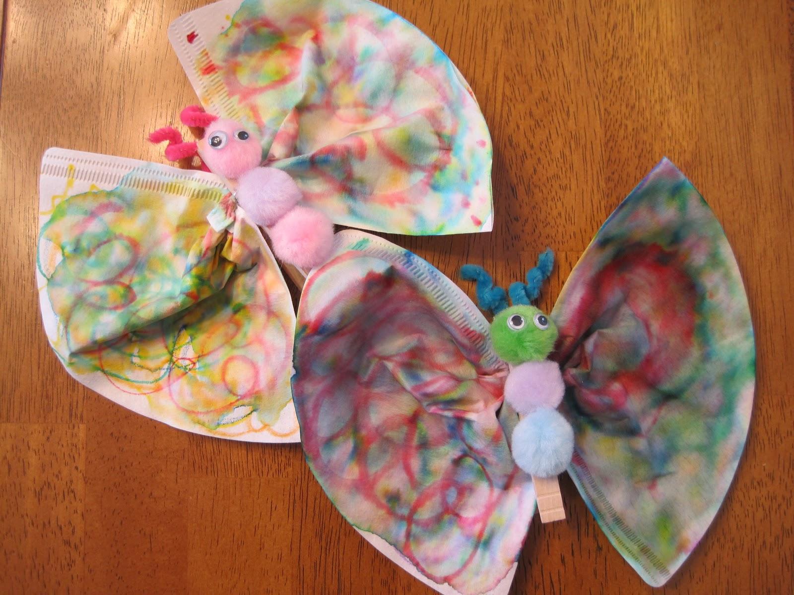 Savvy Spending Easy Spring Craft For Preschoolers