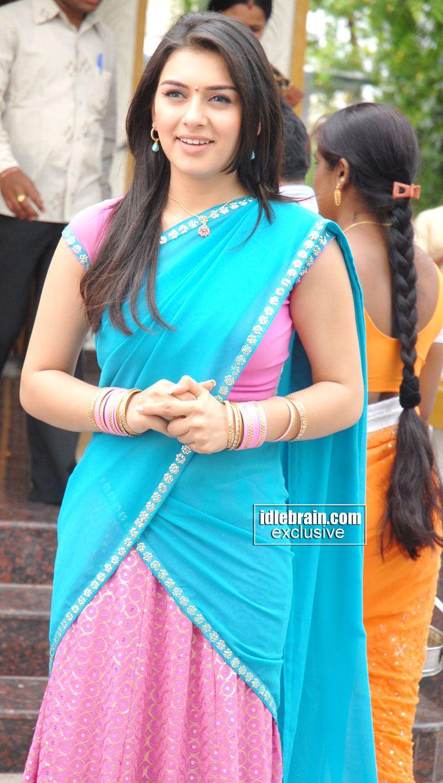 Sameera Reddy Cute Wallpapers Hot Hot Images Hansika Motwani In Saree