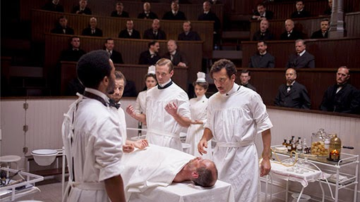 The Knick New York 1900 Clive Owen Steven Soderberg Cinemax
