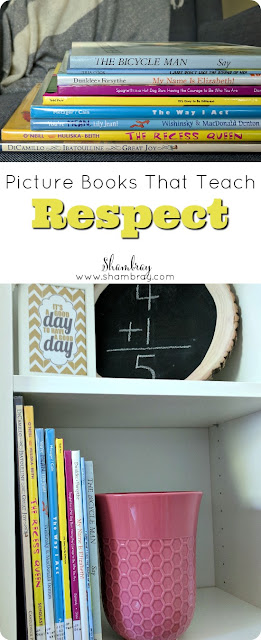 Picture Books That Teach Respect