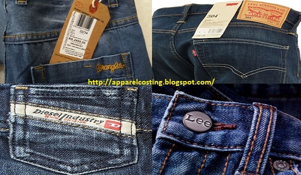 Top denim and jeans brand list