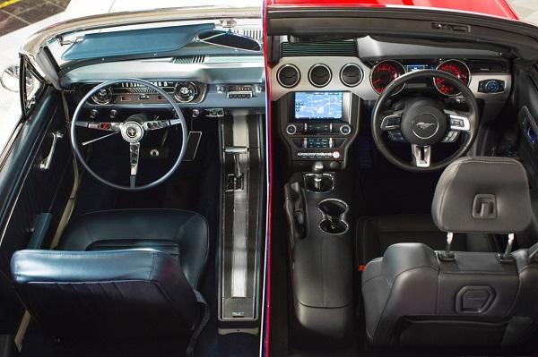 """Ford Mustang va para el """"Hall de la fama de los inventos"""" como símbolo de innovación automotríz"""