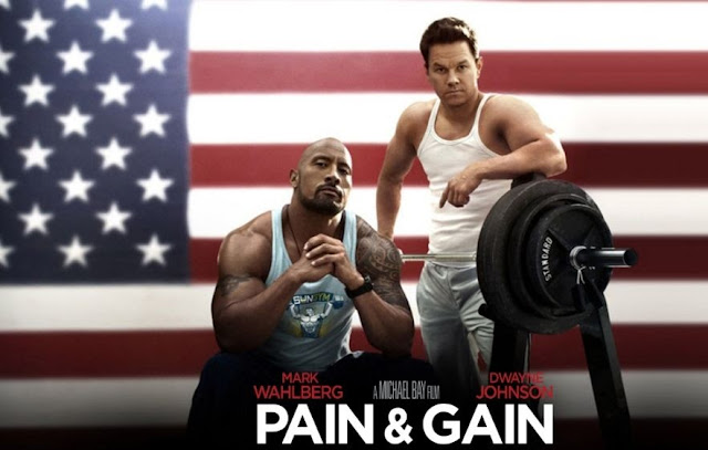 Rutinas Dwayne johnson y Mark Wahlberg Pain & Gain