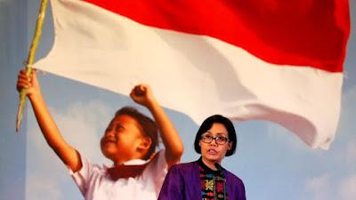 Heheh .. Menkeu Sri Mulyani Resmi Izinkan Negara Asing Kelola Penuh Kilang Minyak Indonesia - Commando