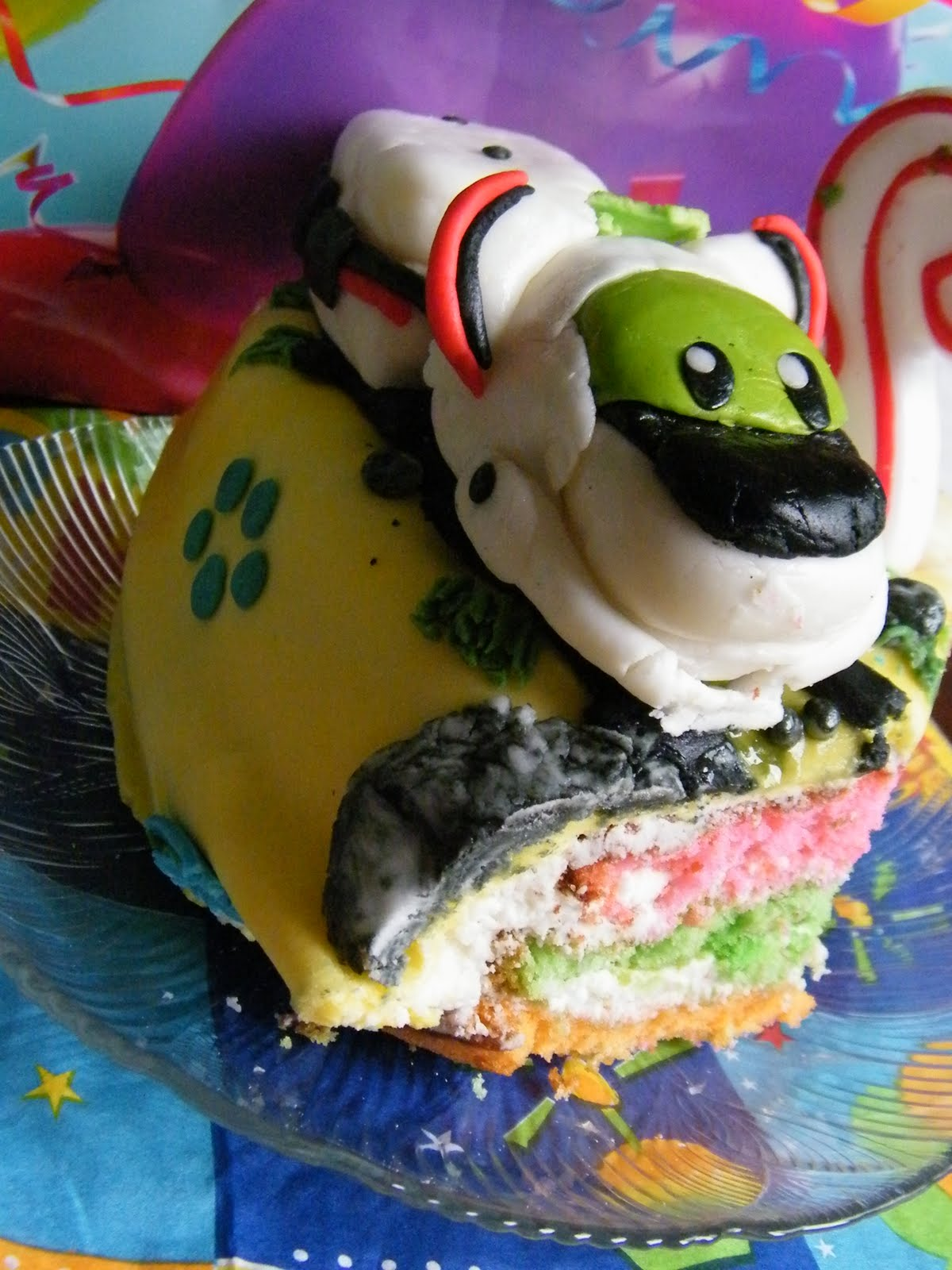 Scrumptious Desserts By Tina My Twins Special Agent Oso