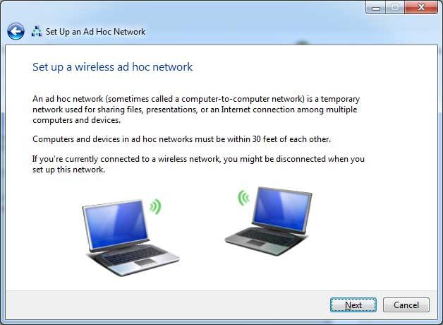 Cara transfer file dari laptop ke laptop menggunakan Wifi