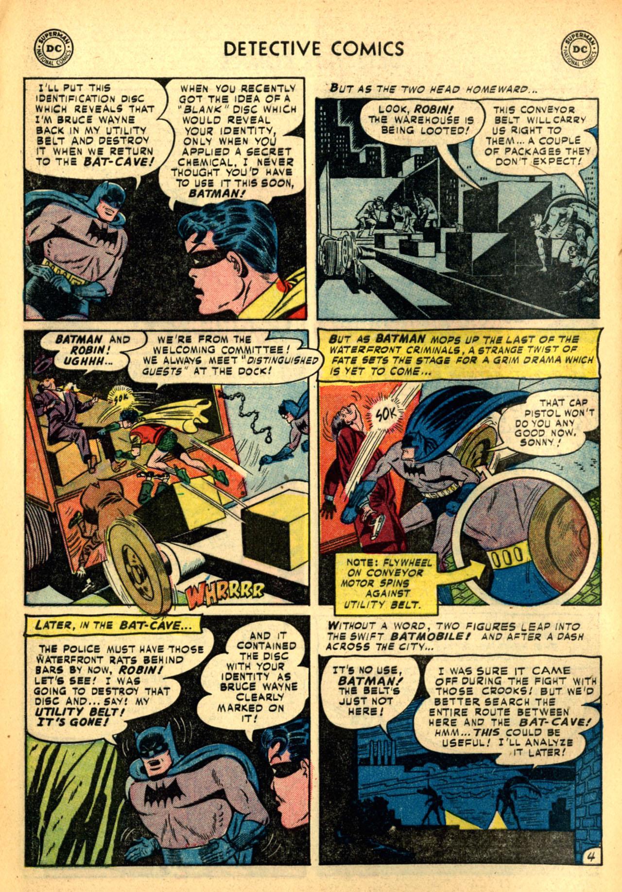 Detective Comics (1937) 185 Page 5