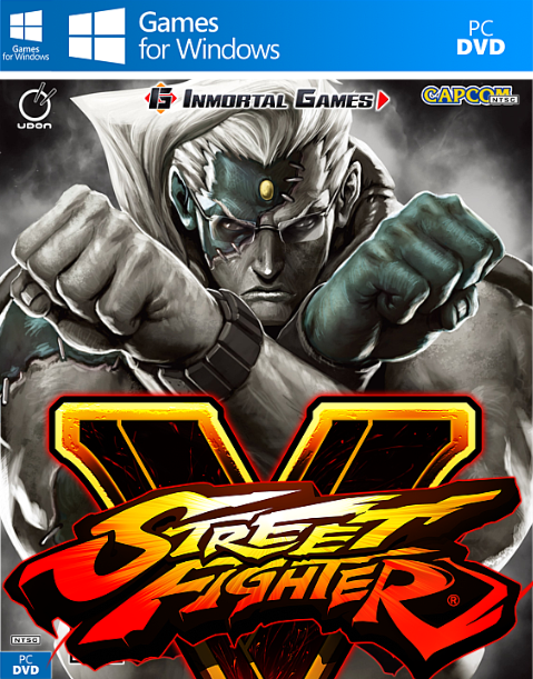 Street Fighter 5 Deluxe Edition PC Full Español