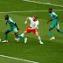 HalfTime score Poland 0 – 1 Senegal #WorldCup