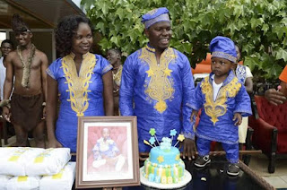 A Kenyan man identified as Douglas Otieno Owila, made headlines in September 2016 when he spent a huge amount of money to celebrate his son's birthday. Sadly, he is now in deep financial distress and is asking for donations.