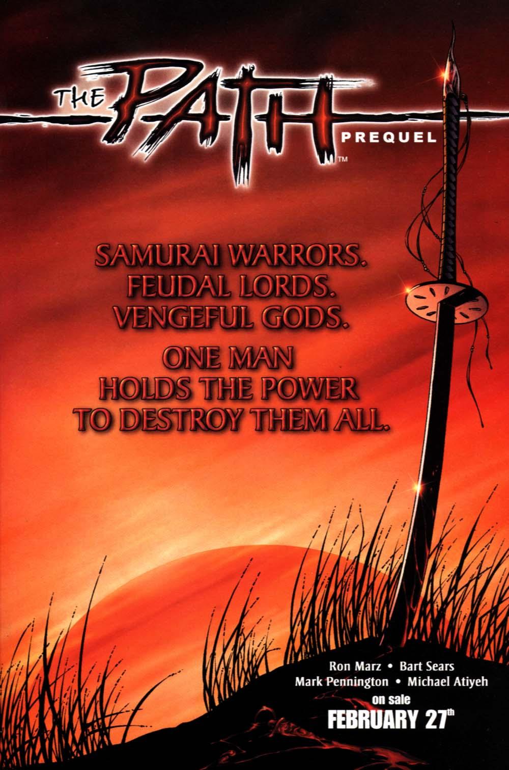 Read online Sigil (2000) comic -  Issue #19 - 30
