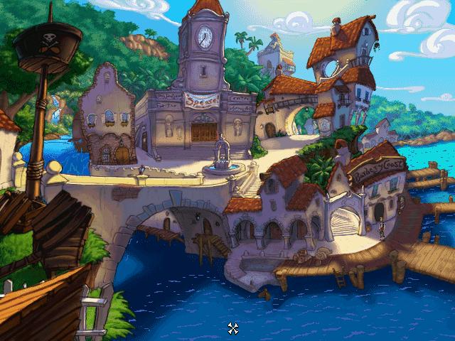 How To Get A Ship Monkey Island