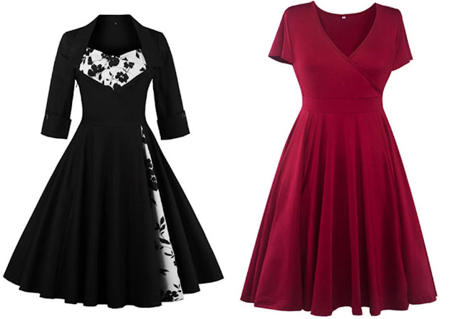 Plus Size Dresses from FashionMia