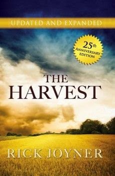 http://www.amazon.com/The-Harvest-Rick-Joyner/dp/1599331047/ref=sr_1_1?ie=UTF8&qid=1410890832&sr=8-1&keywords=rick+joyner+the+harvest