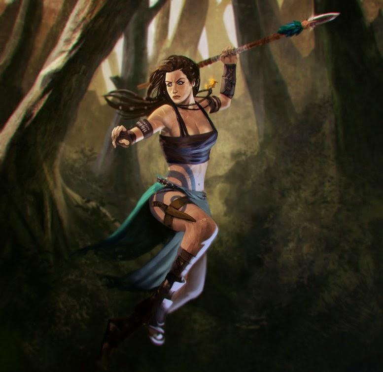 Quem Eram as Amazonas da Mitologia Grega?
