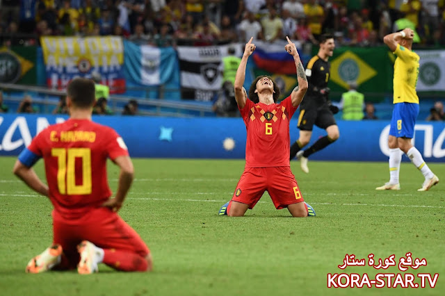 منتخب بلجيكا كاس العالم 2018