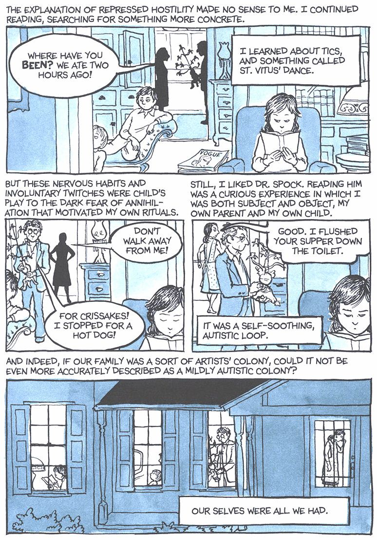 Read Fun Home: A Family Tragicomic - Chapter 5, Page 18
