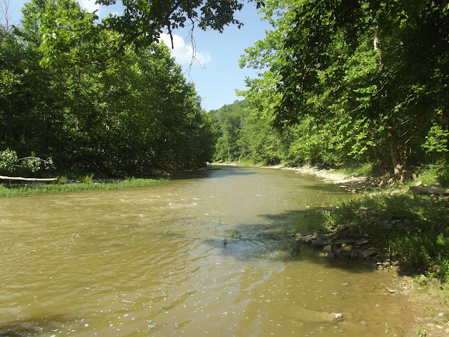 Along Laughery Creek - Ohio County