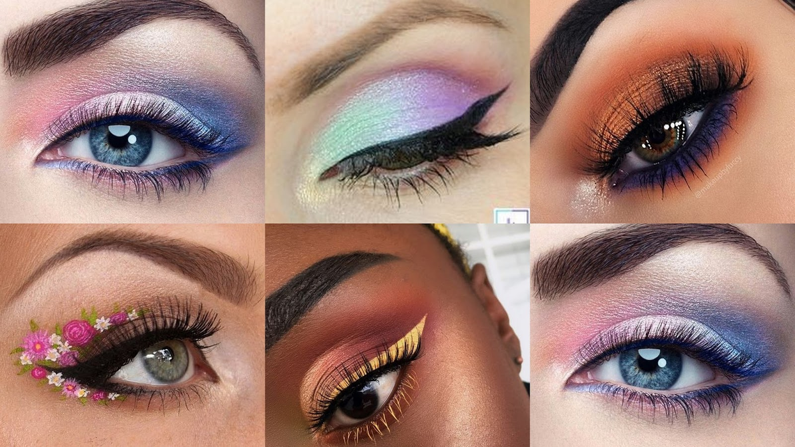 makeup summer looks