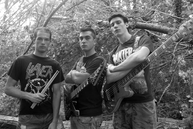 Disboskator, Thrash Metal Band from Italy, Disboskator Thrash Metal Band from Italy
