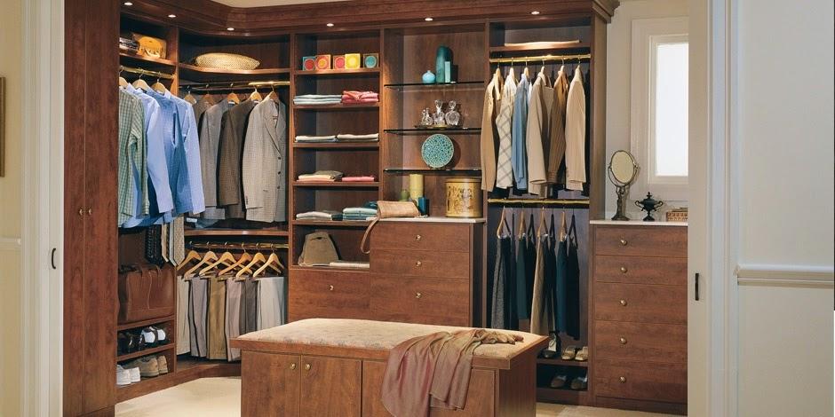 small closet renovation ideas - Dressing pas cher Aménagement Placard