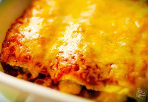 Masakan yang satu ini masakan khas Meksiko yang pada umumnya banyak sekali di negara Resep Enchiladas Meksiko