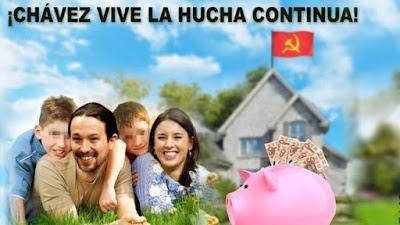 Memes Chalet Pablo Iglesias e Irene Montero