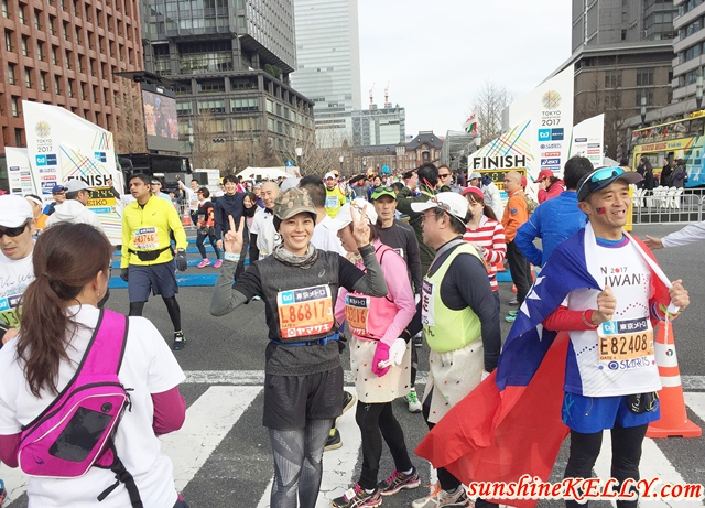 Tokyo Marathon 2017 Experience, My 1st World Marathon Majors