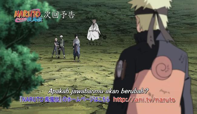 Naruto Shippuden English Dub Episode 79