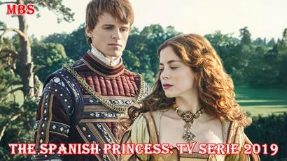 the spanish princess trailer