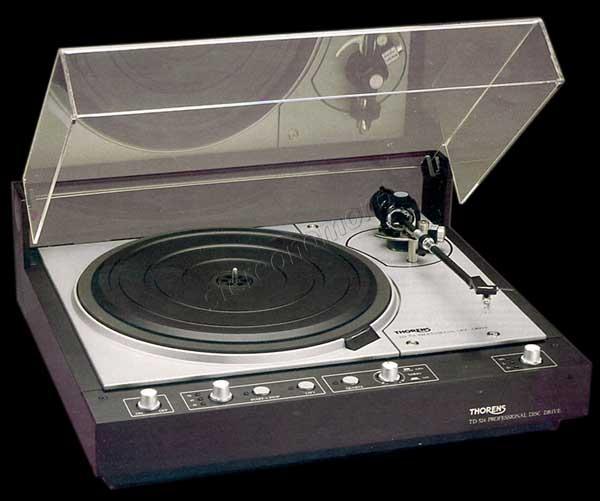 Stereonomono Hi Fi Compendium Thorens Td 524 1982