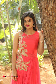 Telugu Actress Anusha Stills at Dhyavudaa Movie Teaser Launch  0001.JPG