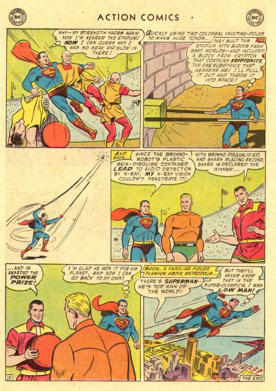 Action Comics (1938) 220 Page 11