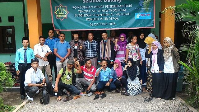 Pesantren Al-Nahlah Tawarkan Beasiswa Bagi Pelajar Timor Leste