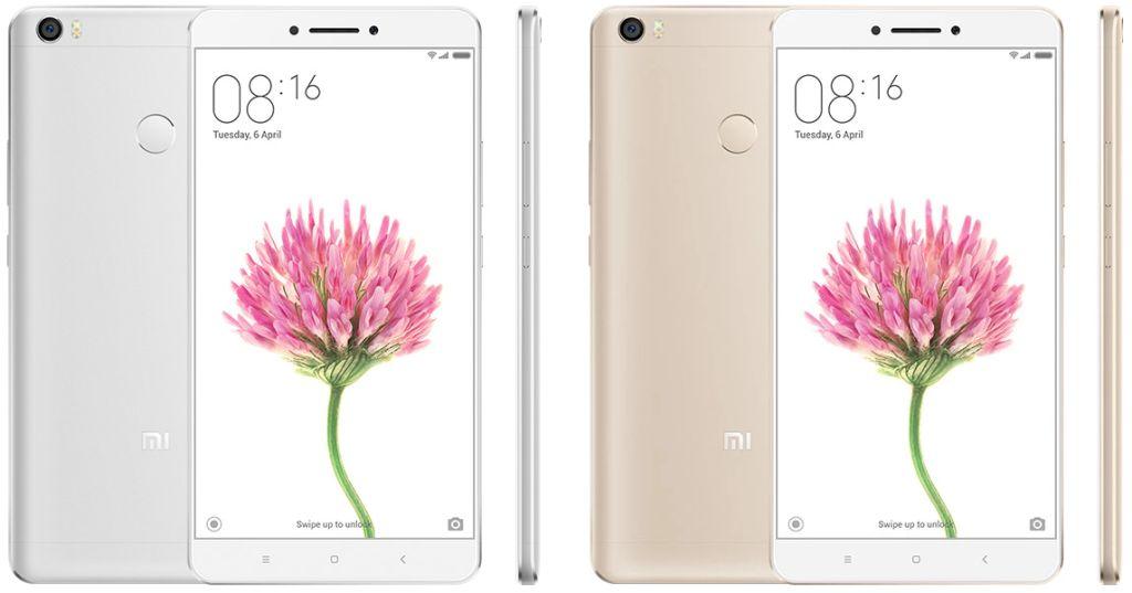 Spesifikasi Xiaomi Mi Max (2016) dan Harga Terbaru