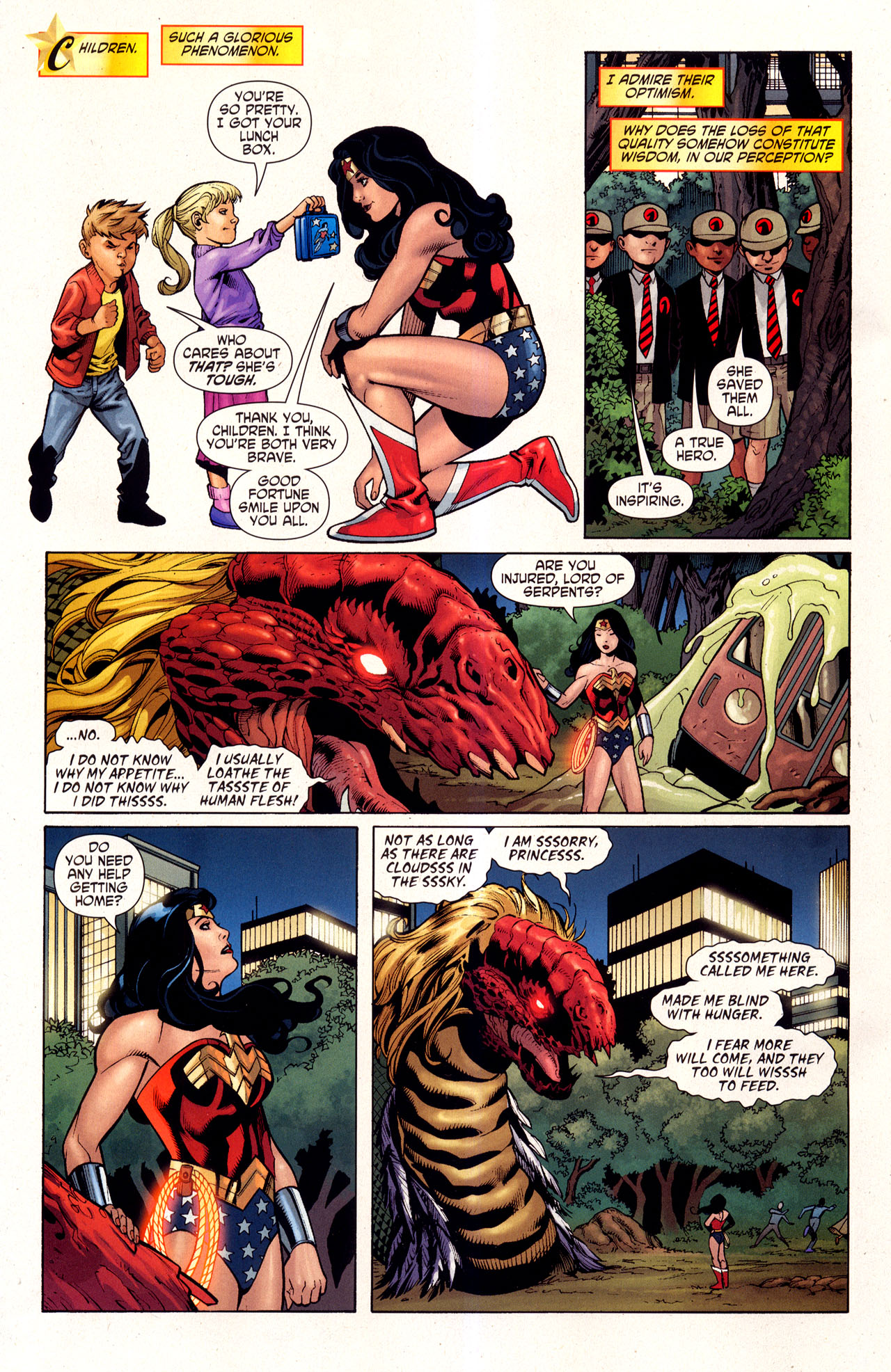 Read online Wonder Woman (2006) comic -  Issue #40 - 7