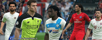 Update Patch PES 2016 dari PES Professional Patch 4.2