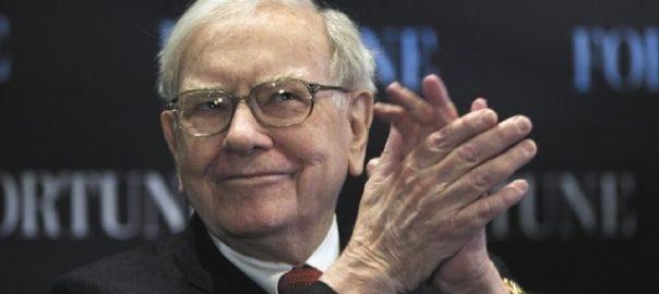 Warren Buffett Donates More Than $3 Billion To Charity In One Day