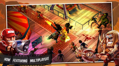 Download Zombiewood – Zombies in L.A! v1.5.3 Mod