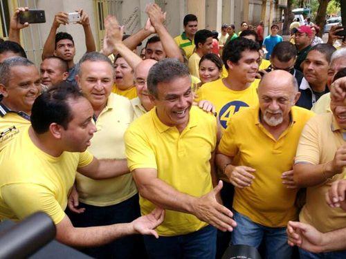 JUIZ ELEITORAL CASSA CANDIDATURA DE PREFEITO DE BELÉM ZENALDO COUTINHO