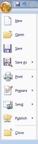 Fungsi Menu Dan Ikon Pada Microsoft Excel 2007 Beserta Gambarnya : fungsi, microsoft, excel, beserta, gambarnya, Fungsi, Microsoft, Excel, Beserta, Gambarnya, Sinau, Komputer