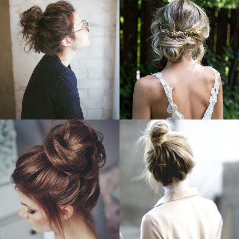 Blazing Hot Messy Bun Hairstyles Giving You Subtle Look Beauty Tips