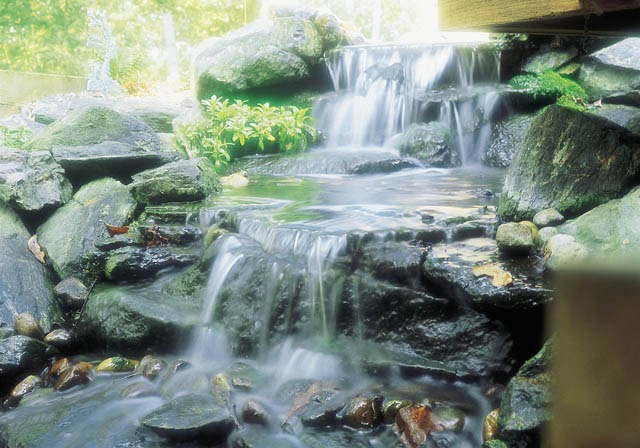 Aquascape Your Landscape: Rustic Waterfalls Add Drama to a ...