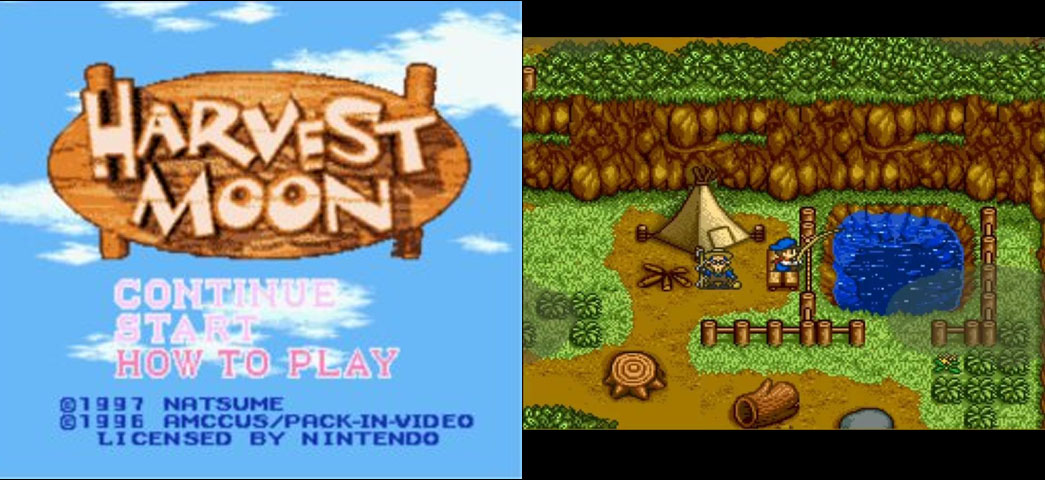What Harvest Moon Taught Me About Working Until You Pass Out