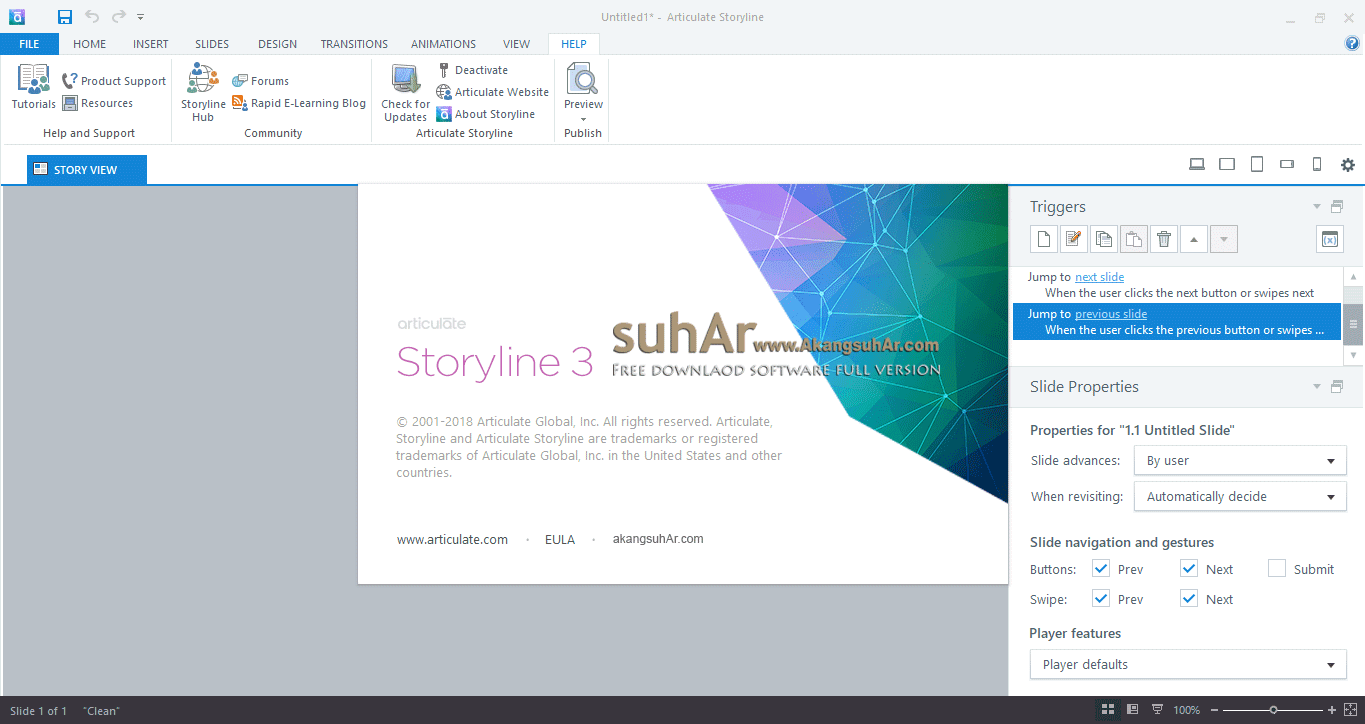 Articulate Storyline Final Latest Version