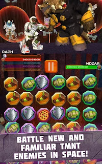 TMNT Battle Match v1.0 Mod Apk