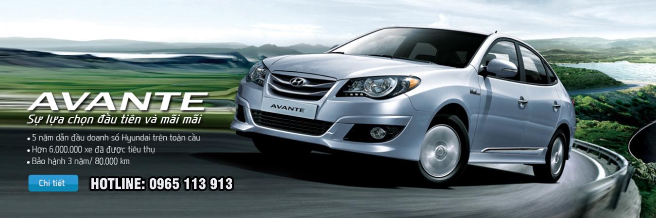 Hyundai Avante Hai Phong