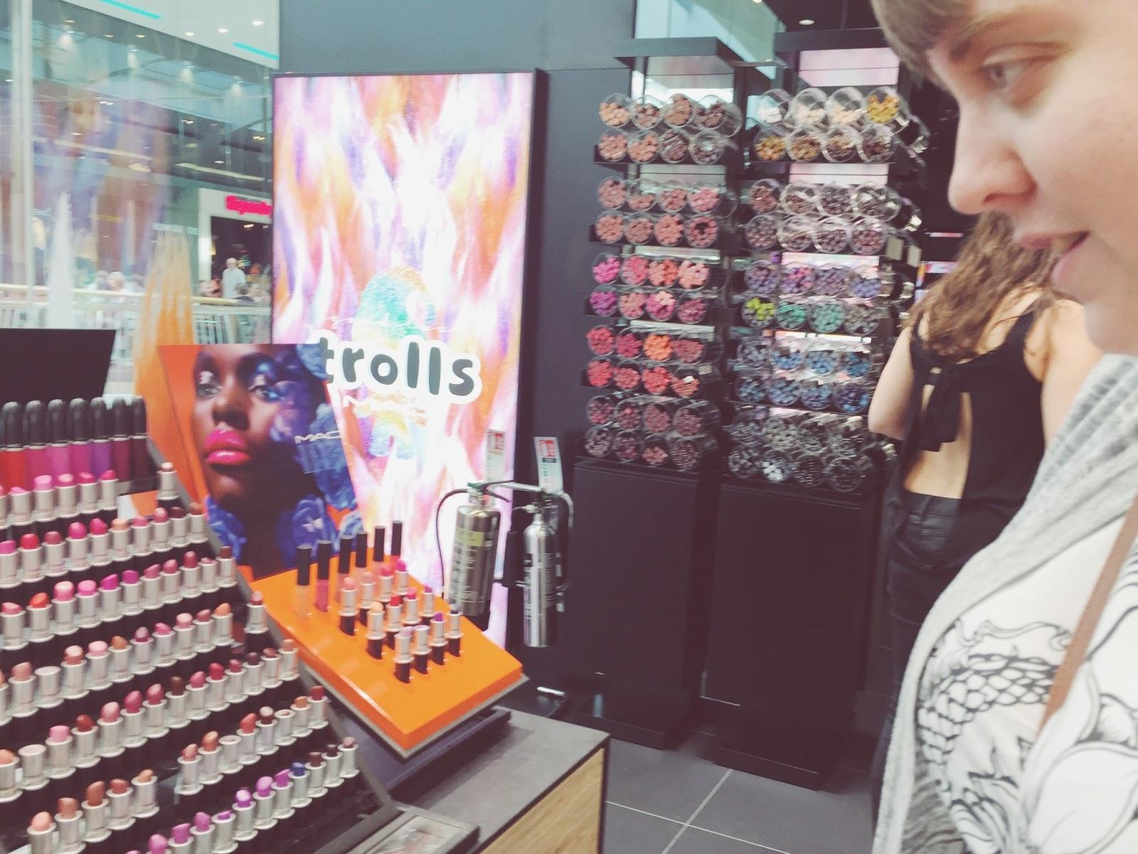 MAC Store Derby, MAC Store, MAC Cosmetics store UK, Beauty Blogger, Derby Makeup Shops, Derby shops,